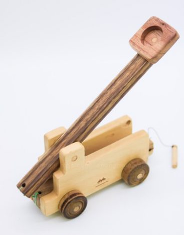 Wooden Toys – Catapult