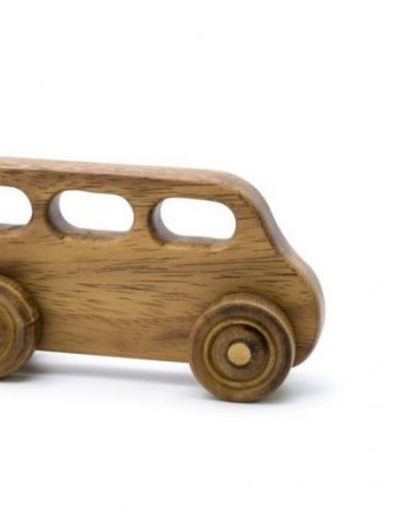 Wooden Toys -Bus