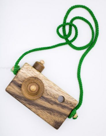 Wooden Toys – Camera
