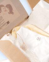 Mimi newborn baby gift set organic